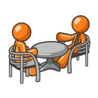 how to handle one on one interviews