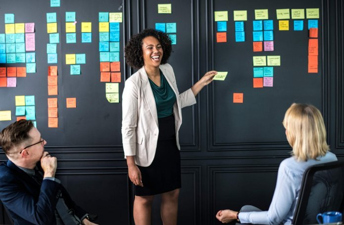how to answer HR Interview questions on presentation skills